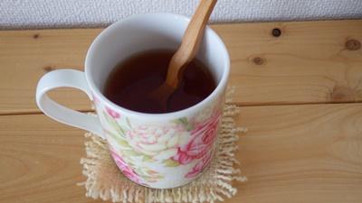 下痢の時にはくずのお茶-薬に頼らない治し方